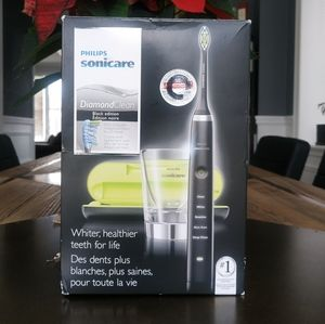 Philips Sonicare Diamond Clean Black Edition